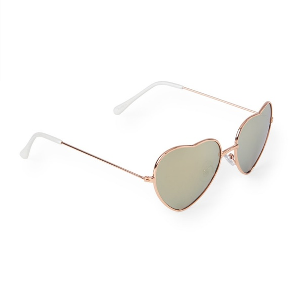 ca9f4e89af20 The Children's Place Accessories | Girls Heart Aviator Sunglasses ...